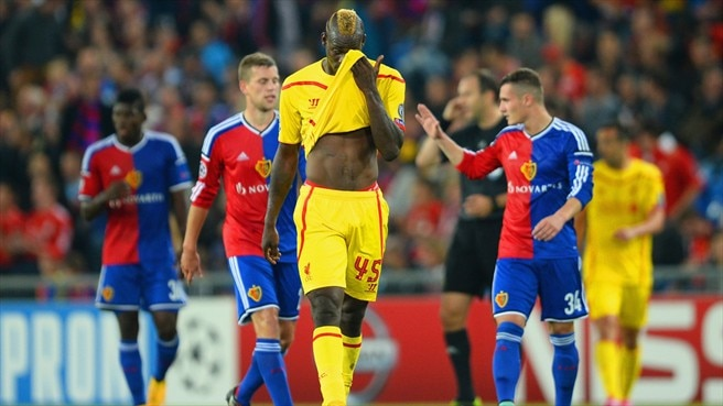 104. FC Basel (SUI) - Liverpool FC (ENG) 1:0