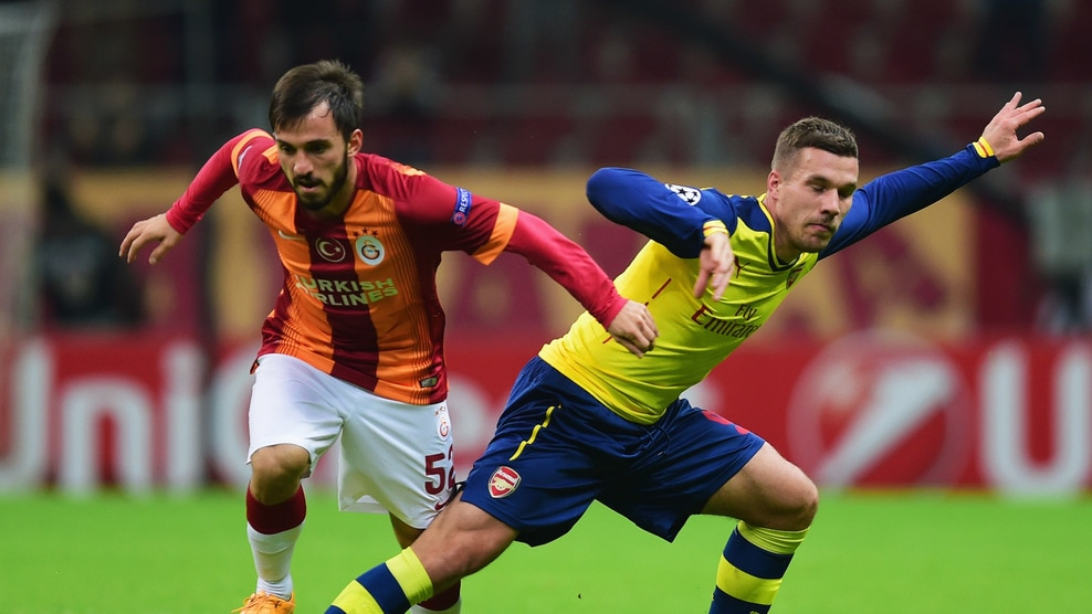 136. Galatasaray (TUR) - Arsenal FC (ENG) 1:4