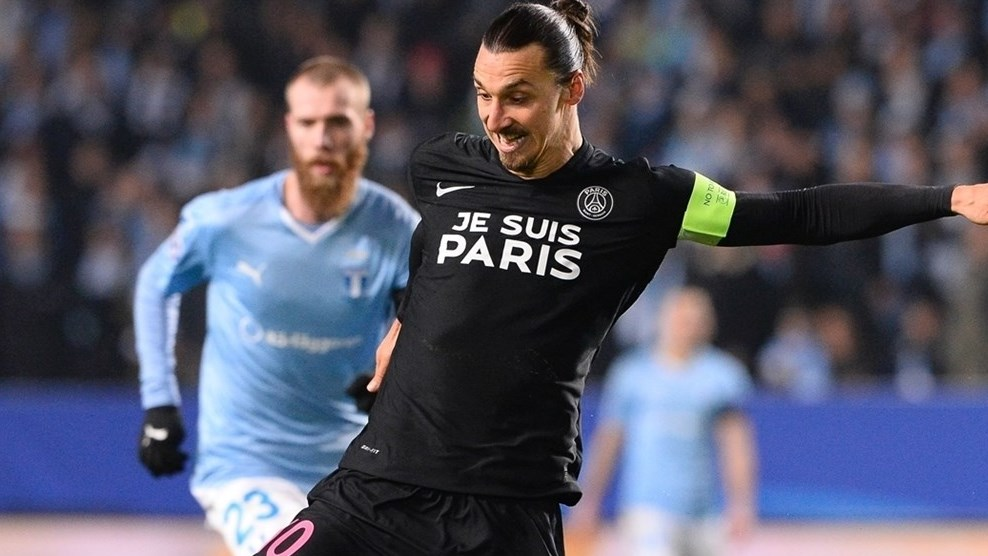 101. Malmö FF (SWE) - Paris Saint-Germain (FRA) 0:5