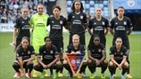 Manchester City v Lyon - UEFA Women's Champions League semi-final first leg