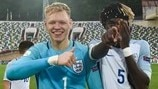 Aaron Ramsdale & Trevoh Chalobah (England)