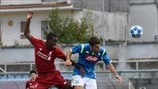Youth League highlights: Napoli 1-1 Liverpool