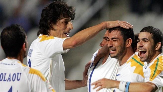 UA-Футбол представляет соперника: сборная Кипра - изображение 1