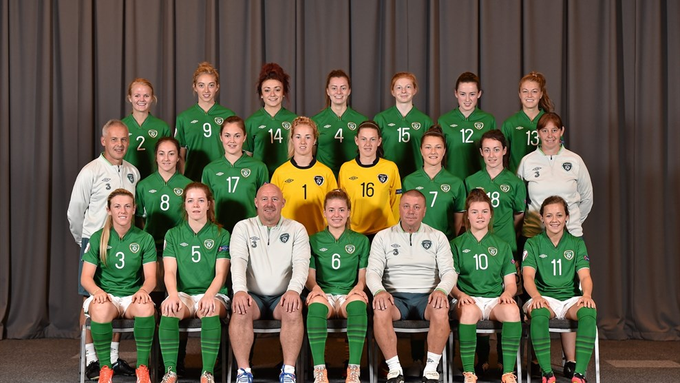 Republic of Ireland squad