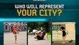 Who will represent your city